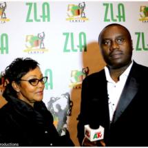 Davies Chirwa interviews Felicia Mabuza