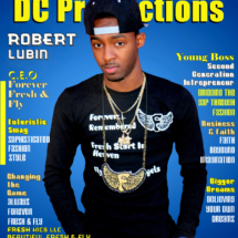 DC Productions Magazine Featuring special guest Robert Lubin