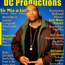 DC Productions Magazine Featuring Celebrity Guest, Sir Mix Alot