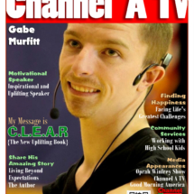 Channel A TV Magazine featuring Special Guest Gabe Murfit