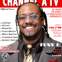 Channel A TV Magazine featuring Special Guest Tony Benton